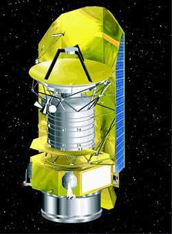 космический аппарат гершель, телескопы мира